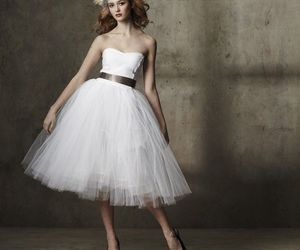 fashion, homecoming dress, and glamour image