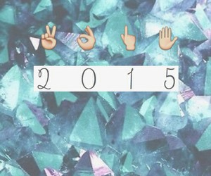 cristal, happy, and new year image