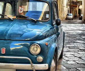 adventure, fiat, and fiat 500 image