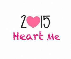 2015 and heart me image