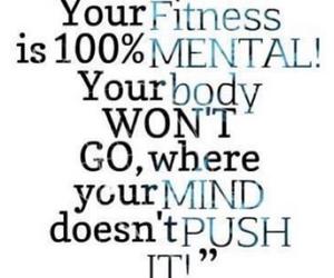 challenge, discipline, and fitness image