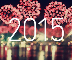 2015 and happy image
