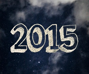 happy new year, 2015, and 2014 image