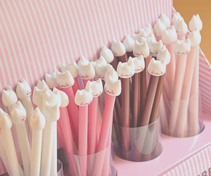 cute, pencil, and kawaii image