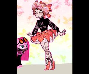 pinkie pie, creepypasta, and pinkamena diane pie image