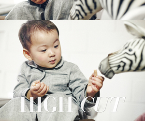 baby, zebra, and return of superman image