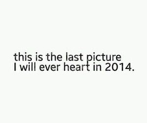 heart, new year, and 2015 image