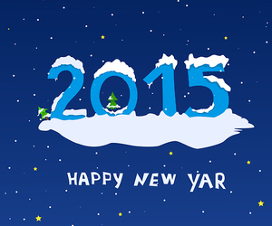 christmas, happy new year, and newyear image