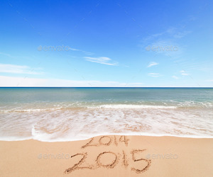 new year, 2015, and new year new start image