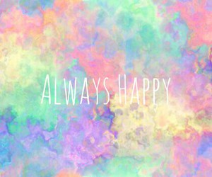 be free, always happy, and happy image