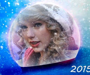 13, snow, and Taylor Swift image