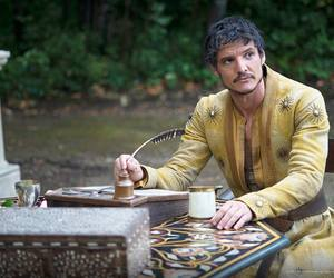 game of thrones, dorne, and oberyn martell image
