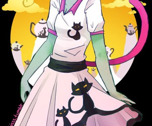 cat, kitty, and homestuck image