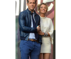 blake lively, couple, and ryan renolds image