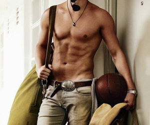 channing, haha, and handsome image
