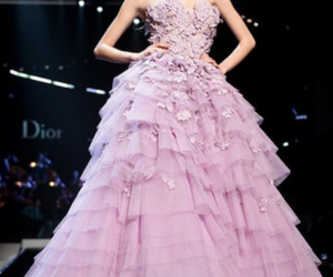 dior, fashion, and blonde image