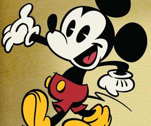 disney, mickey, and mouse image