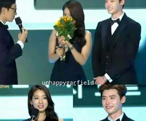 couple, Korean Drama, and pinocchio image