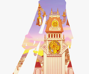 clock tower, roxas, and kh image