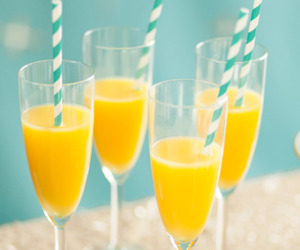 drink and mimosa image