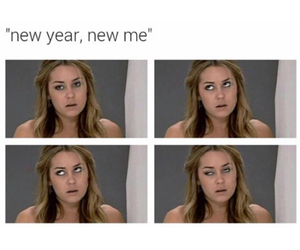 funny, new year, and 2015 image