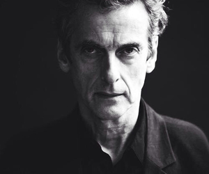 doctor, doctorwho, and peter capaldi image
