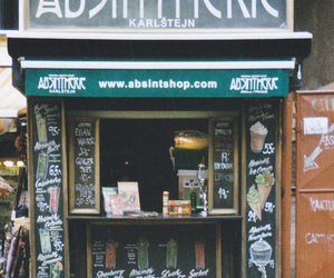 absinthe, disposable, and film image