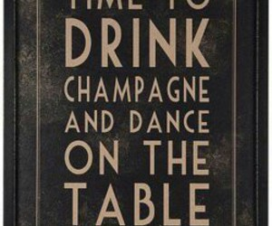 celebrate, champagne, and dance image