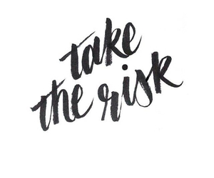 quotes, risk, and take image