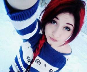 alt girl, beautiful, and girl image