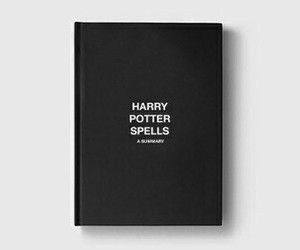 black, book, and harry potter image