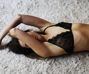 black, girl, and sexy image
