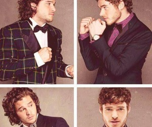 richard madden, stark, and game of thrones image