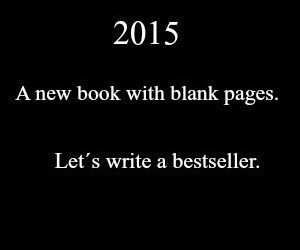 2015, new year, and book image