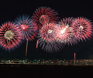 beautiful, celebration, and city image