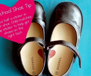 kids, parenting, and shoe image
