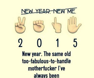 2015, new year, and fabulous image