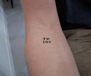 tattoo, dark, and grunge image
