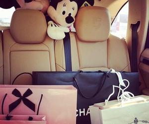 bag, bags, and car image
