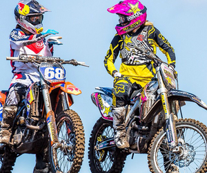 motocross and red bull image