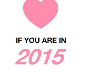 celebration, happy new year, and heart image
