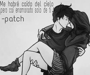 hush hush, patch, and cipriano image