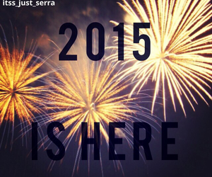 here, new year, and 2015 image