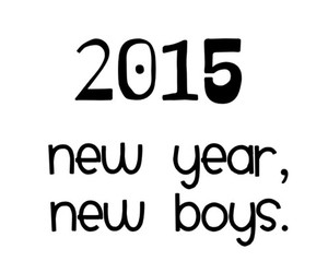 2015, boys, and new year image