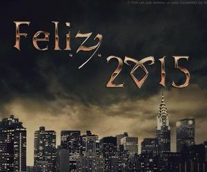 happy, cazador, and new year image