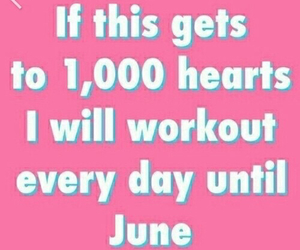 workout, fitness, and june image