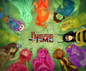 adventure time and princess image