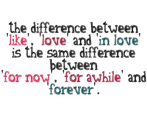 love, like, and forever image
