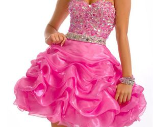 fashion, gown, and outfits image