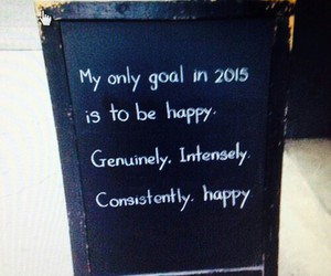happy, goals, and 2015 image